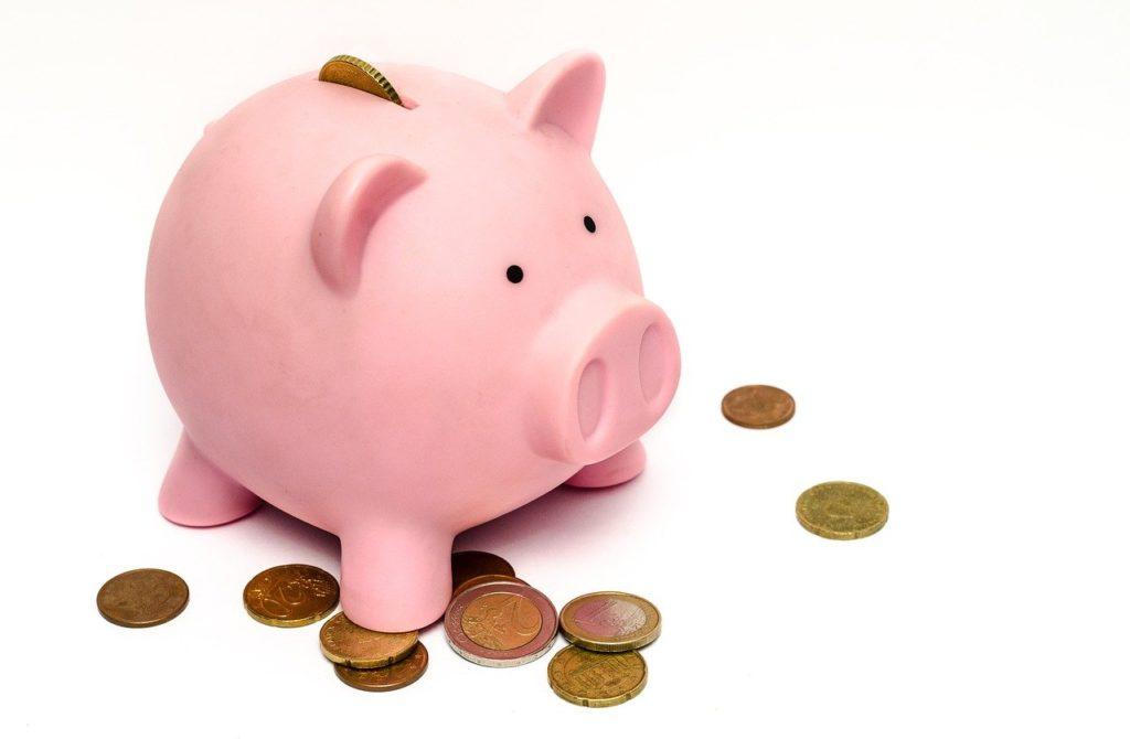 piggy bank, money, savings